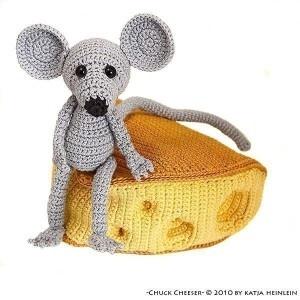 Мышонок с сыром (перевод Konareyka)