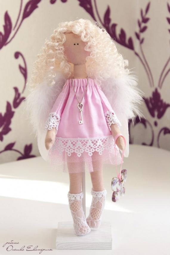 Куклы тильда своими руками из ткани мастер класс