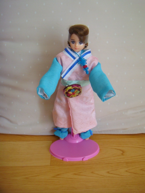 Мое кукольное ателье