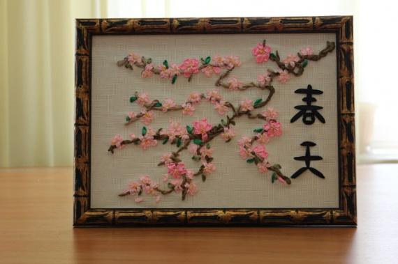 Сакура, весна