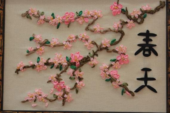 """Сакура """"Весна"""" поближе"""
