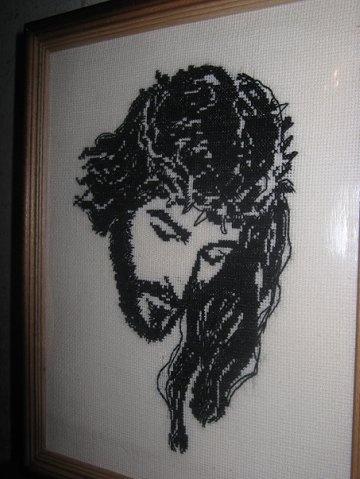 """Картина """"Страждання Христа"""""""