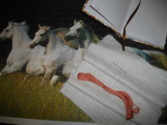 Любовь - это... Подарить ему блокнотик, где он будет записывать любовные стихи для тебя...