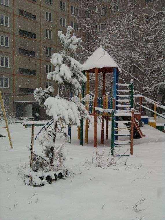 У нас РЕЗКОконтинентальный климат! Часть 1