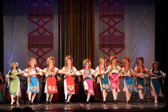 """""""Вечера на хуторе близ Диканьки-2"""" балет,костюмы"""
