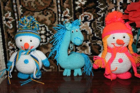 Подарок подружке на Новый год)))