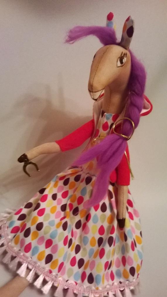 Лошадка Гламурка