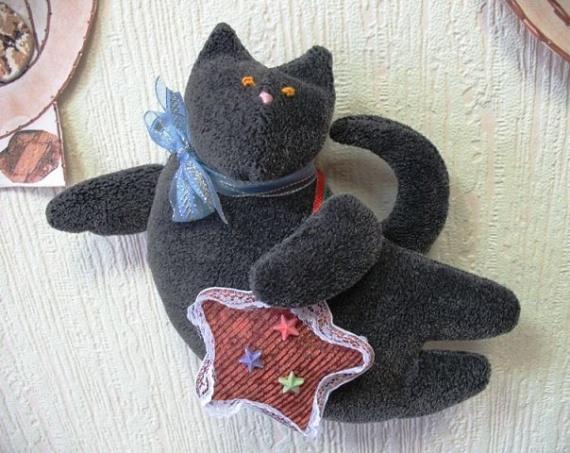Котик-обормотик