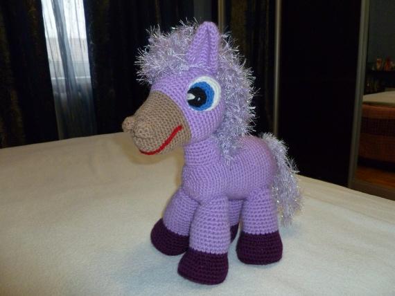 Лошадка для моей доченьки.