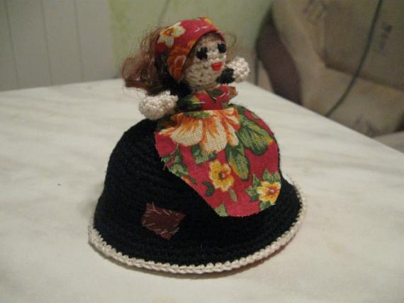 кукла перевертыш --золушка