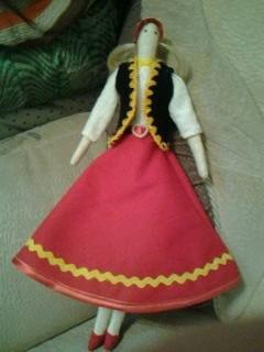 куклы тильды мои первые