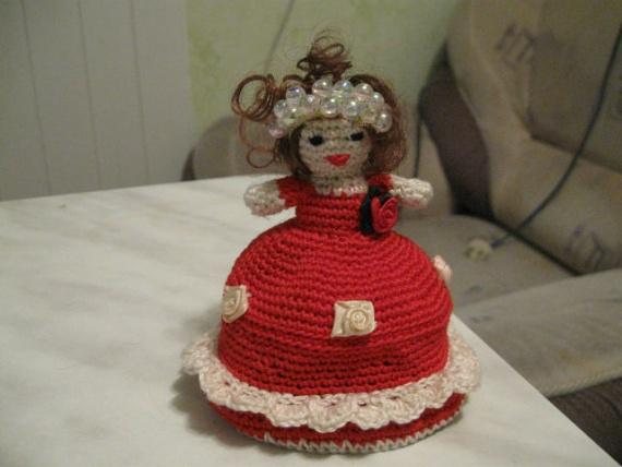 кукла -перевертыш принцесса