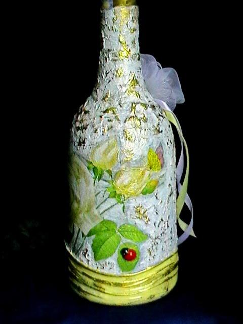 Бутылочка на юбилей