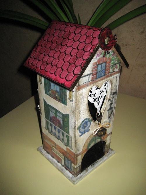 "Чайный домик "" Старый дом"""