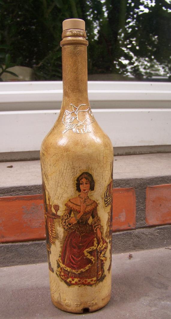 "Бутылка ""Пиковая дама"""