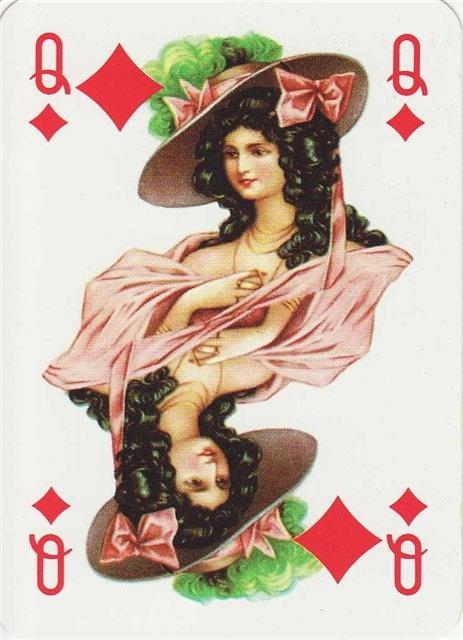 Игральные карты. Франция