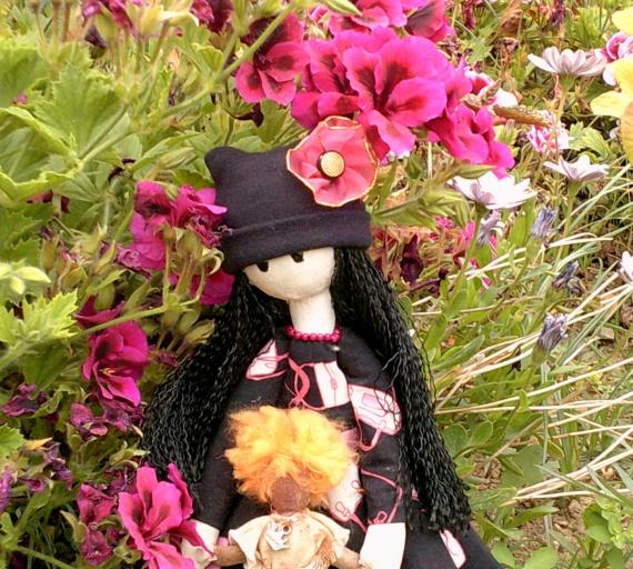 Кукла Ширин для дочки Шурочки