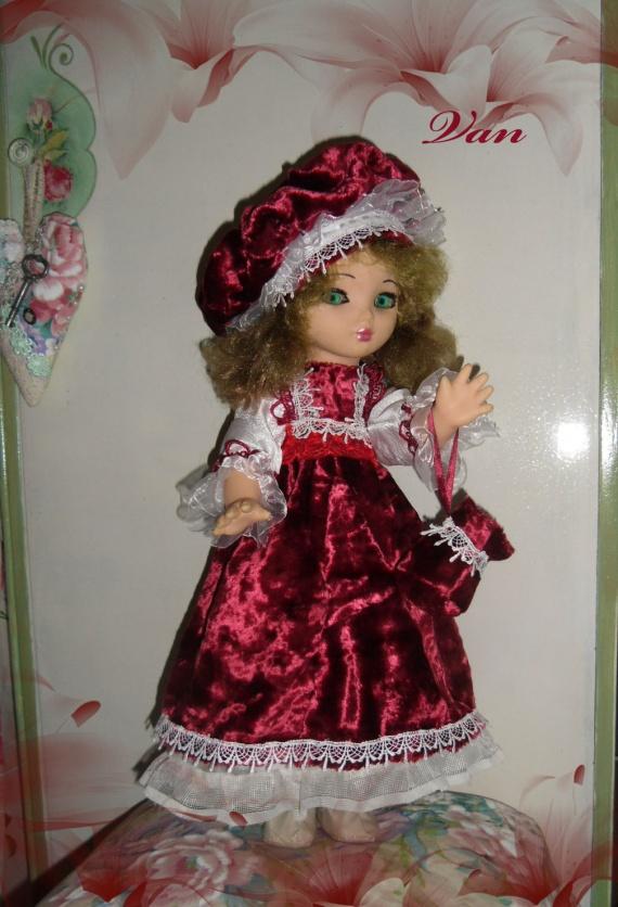 Обновление куклы Наташи
