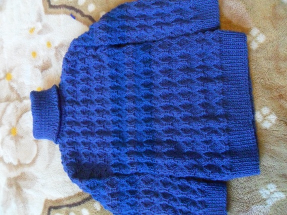 Мое вязание