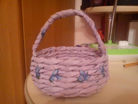 Еще мои плетеночки:)