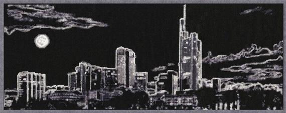 Ночной город, Бек и луна