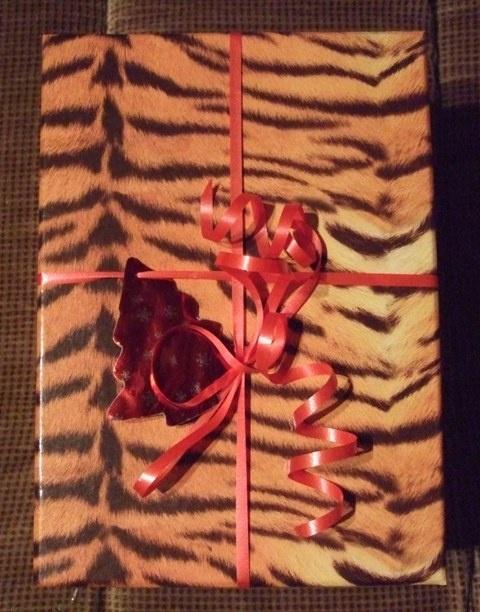 Коллекция моих упаковочек для подарков