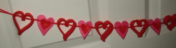 Декор ко дню св.Валентина