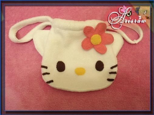 Hello Kitty сумочка Китти