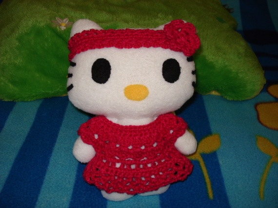 Большая Китти (Hello Kitty)