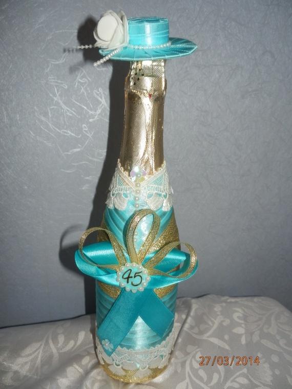 Подарочные бутылочки  -Весеннее настроение