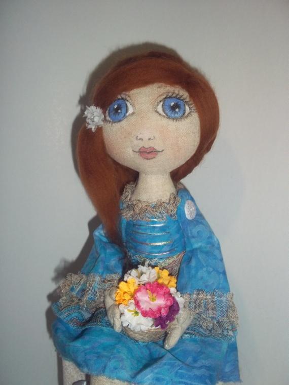 Куколка для Светланки