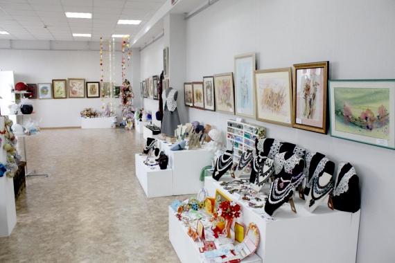 Выставка в Художественной галерее