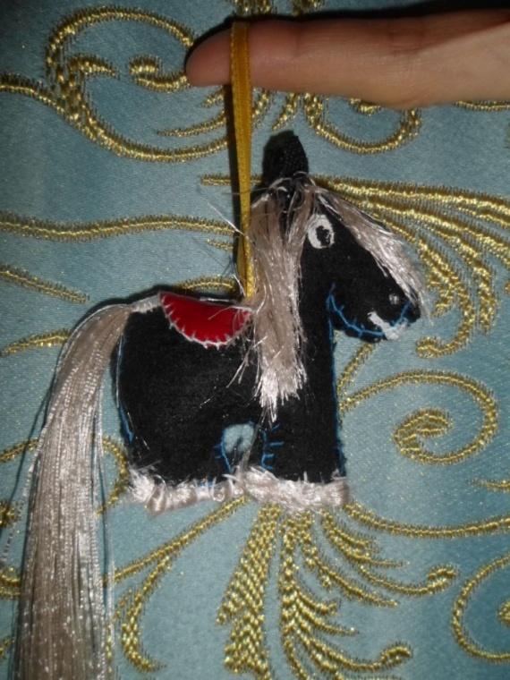 Крошка-пони