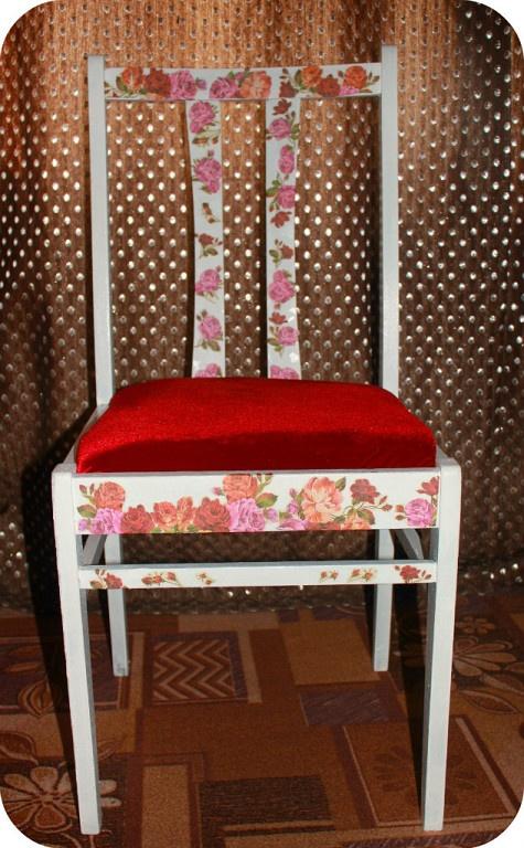 Иногда я обновляю кое какую мебель)))
