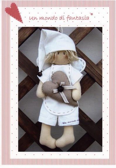 Куклы тильда мальчик выкройки