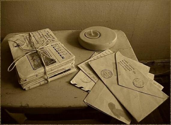 Я за письма в конвертах! (официальное название ПОСТКРОССИНГ)