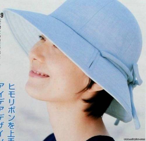 Женских шляпок своими руками
