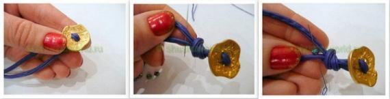 Мастер-класс: Плетем фенечки и Wrap Bracelet в стиле Chan Luu (Чан Лю)