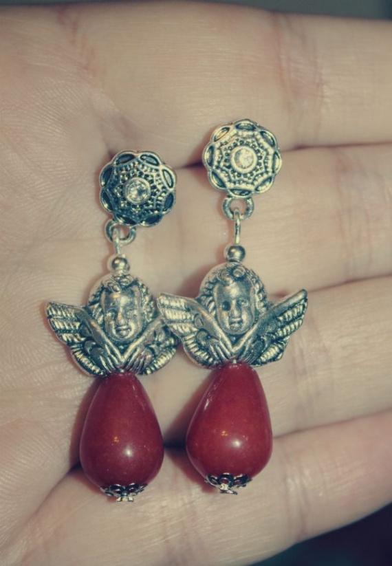 Бижу и 2 брошки)))