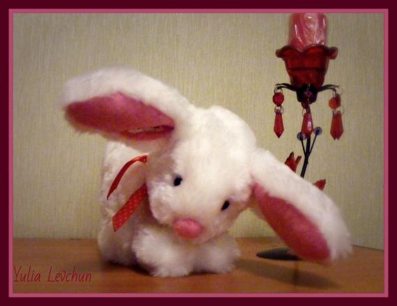 Рождественский кролик