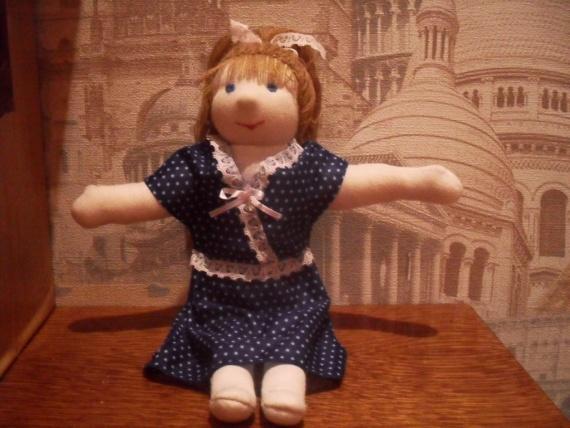 Моя новая куколка .