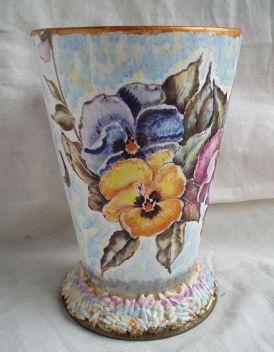 декупаж, чашка, фаянс, фарфор, керамика