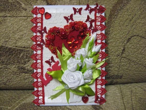 Мои открытки и сувениры Ко Дню Святого Валентина...