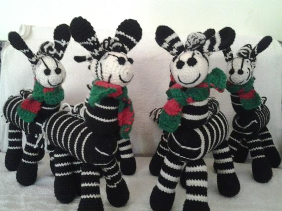 Игрушки из африканской саванны