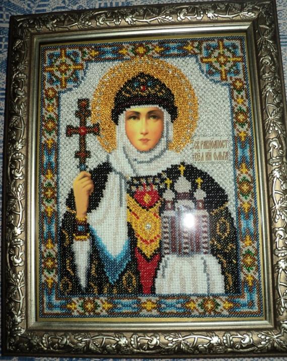 Первая святая Руси княжна