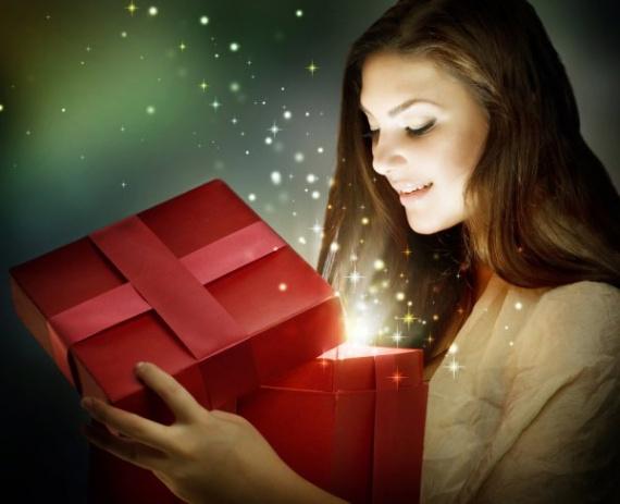 ФЕИ тоже получают подарки!