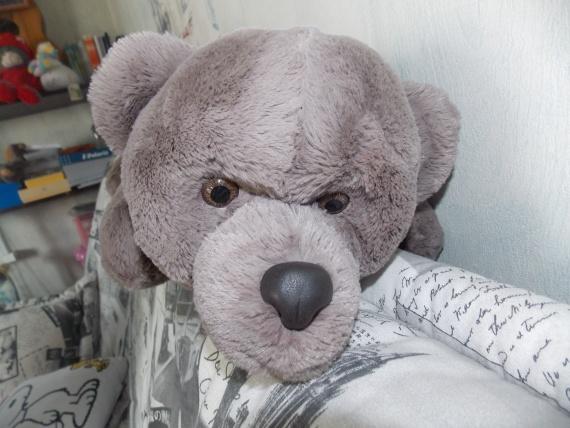 Ремейк медведя. Но тоже с любовью!