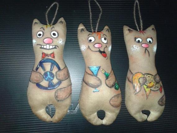 У нас окот)))))))- все котики уже нашли свои домики)