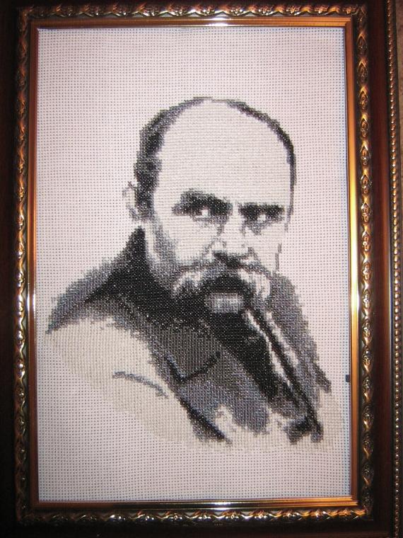 Портрет Великого Кобзаря