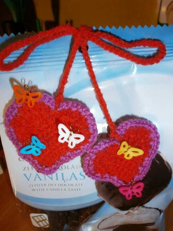 Подарок дочке к Дню Валентина